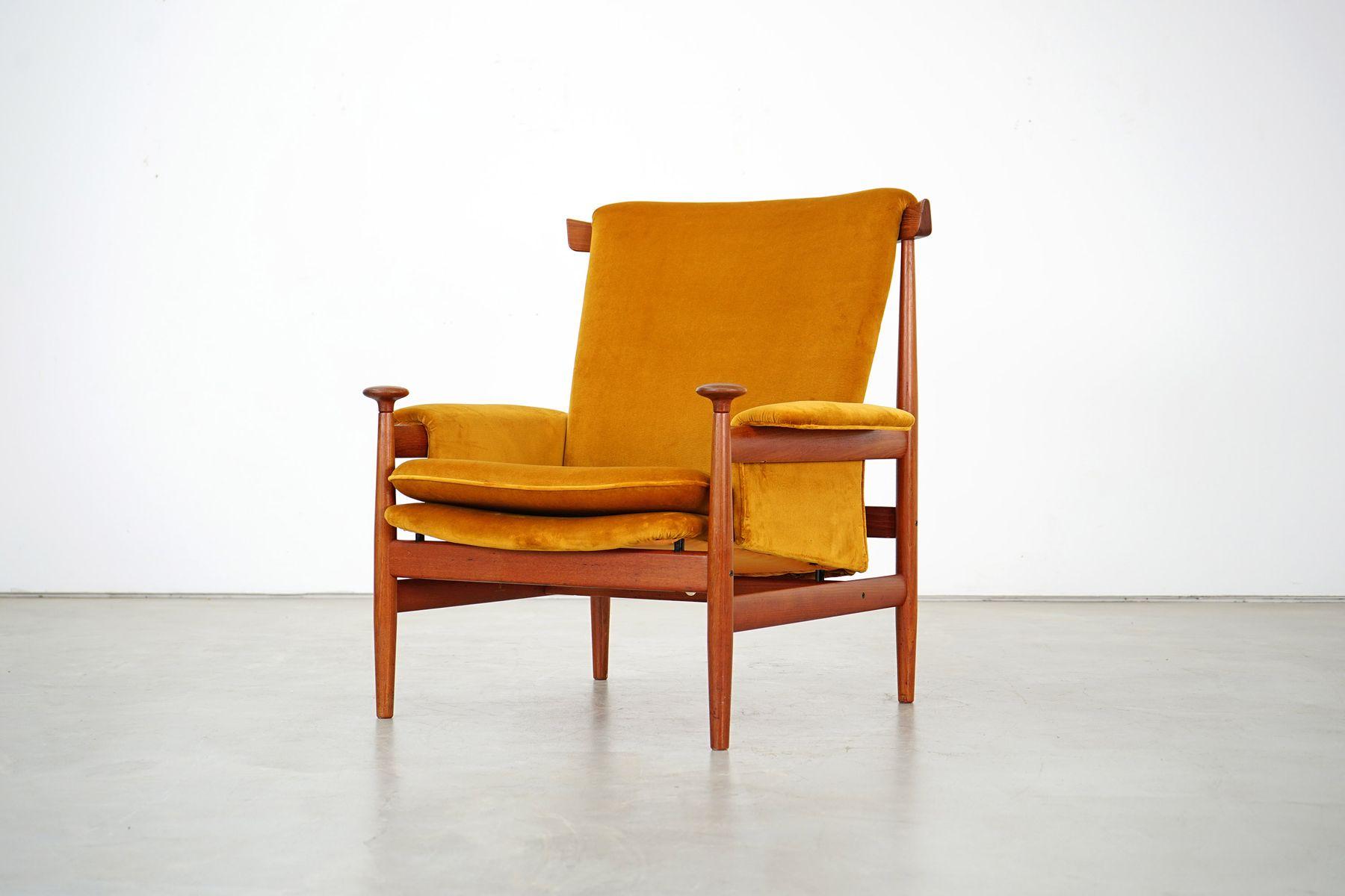 Bwana 152 Sessel von Finn Juhl für France & Søn, 1960er
