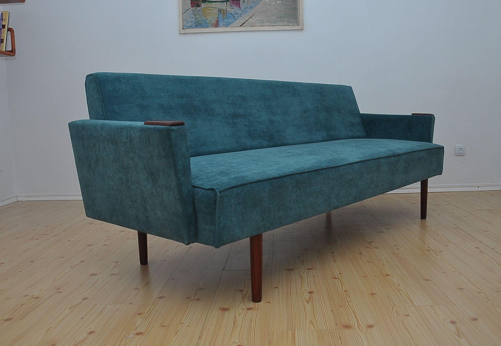 d nisches sofa oder tagesbett 1960er bei pamono kaufen. Black Bedroom Furniture Sets. Home Design Ideas