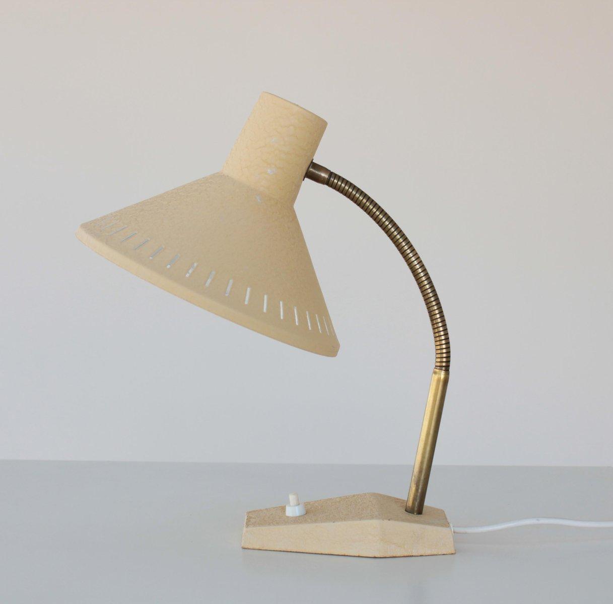 Deutsche Schreibtischlampe von SIS, 1960er