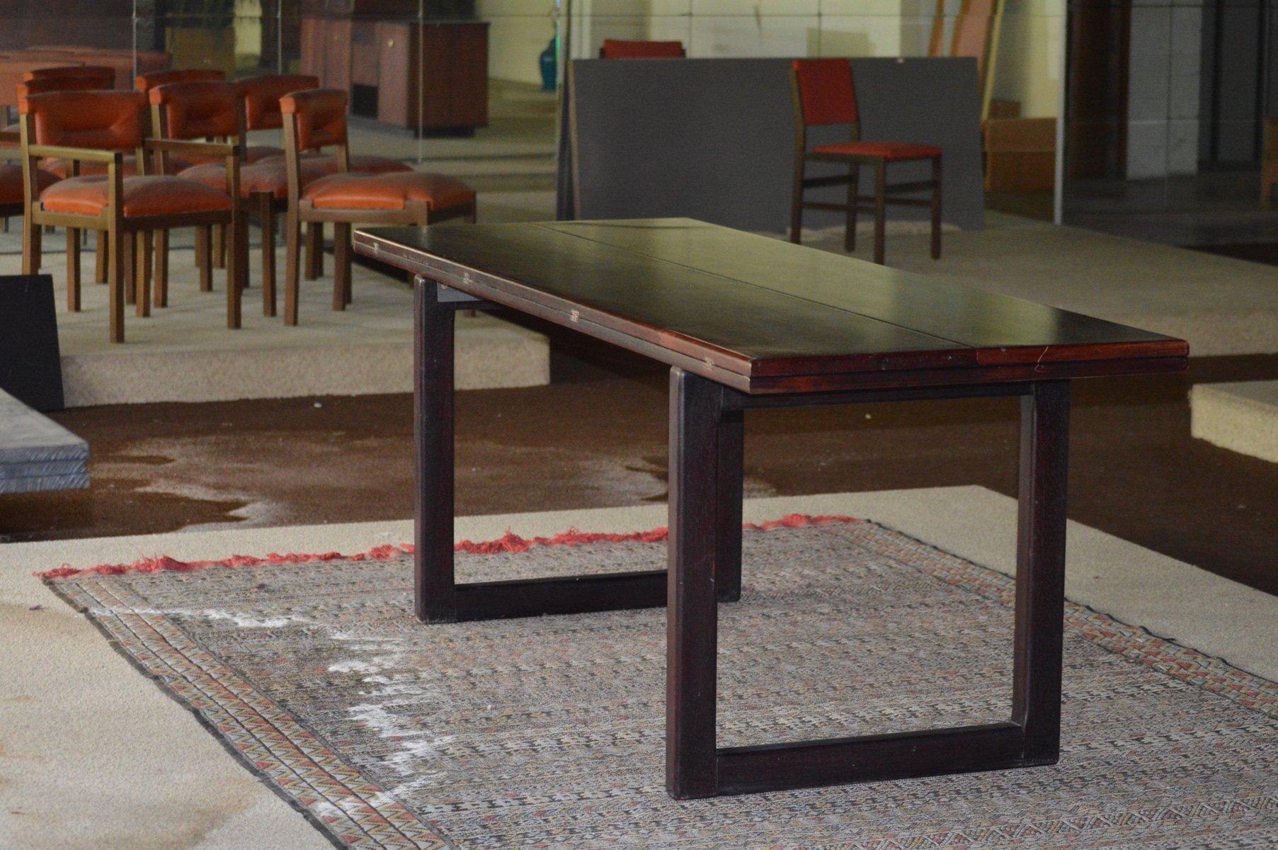 Doppeltisch von Sormani, 1971