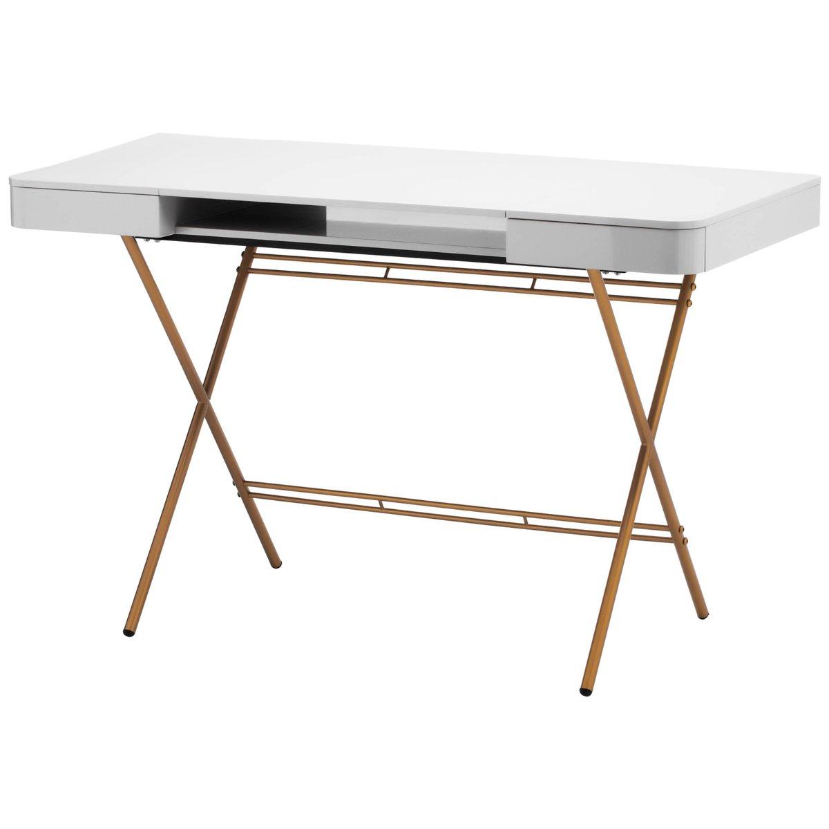 Tischplatte fur schreibtisch - Grauer schreibtisch ...