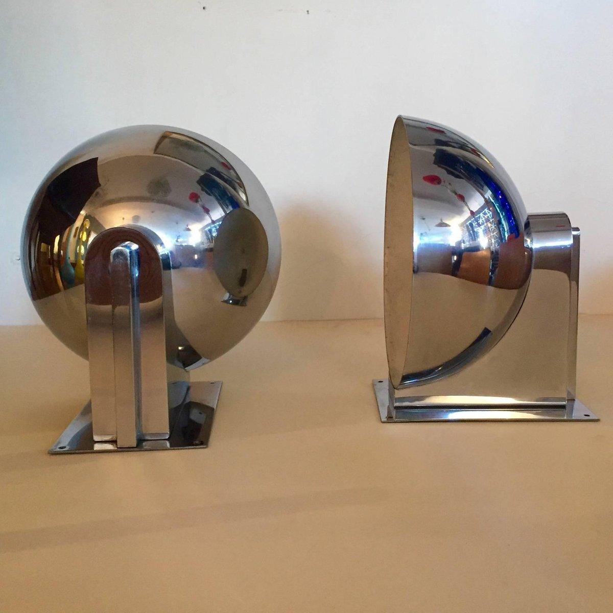 Moderne Art Deco Wandlampe, 1930er