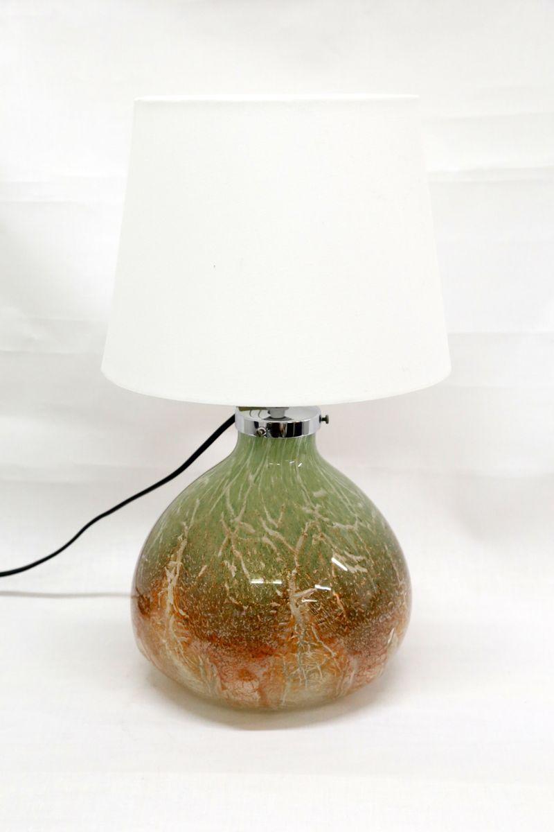 Handgefertigte Tischlampe von WMF, 1970er