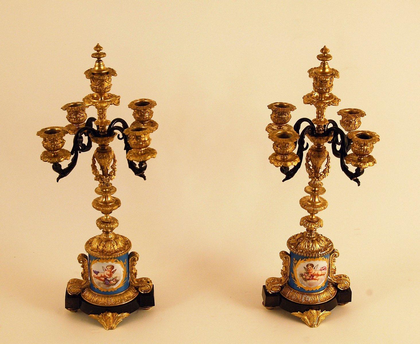 Kronleuchter Antik Porzellan ~ Bronze antik kronleuchter online kaufen möbel suchmaschine