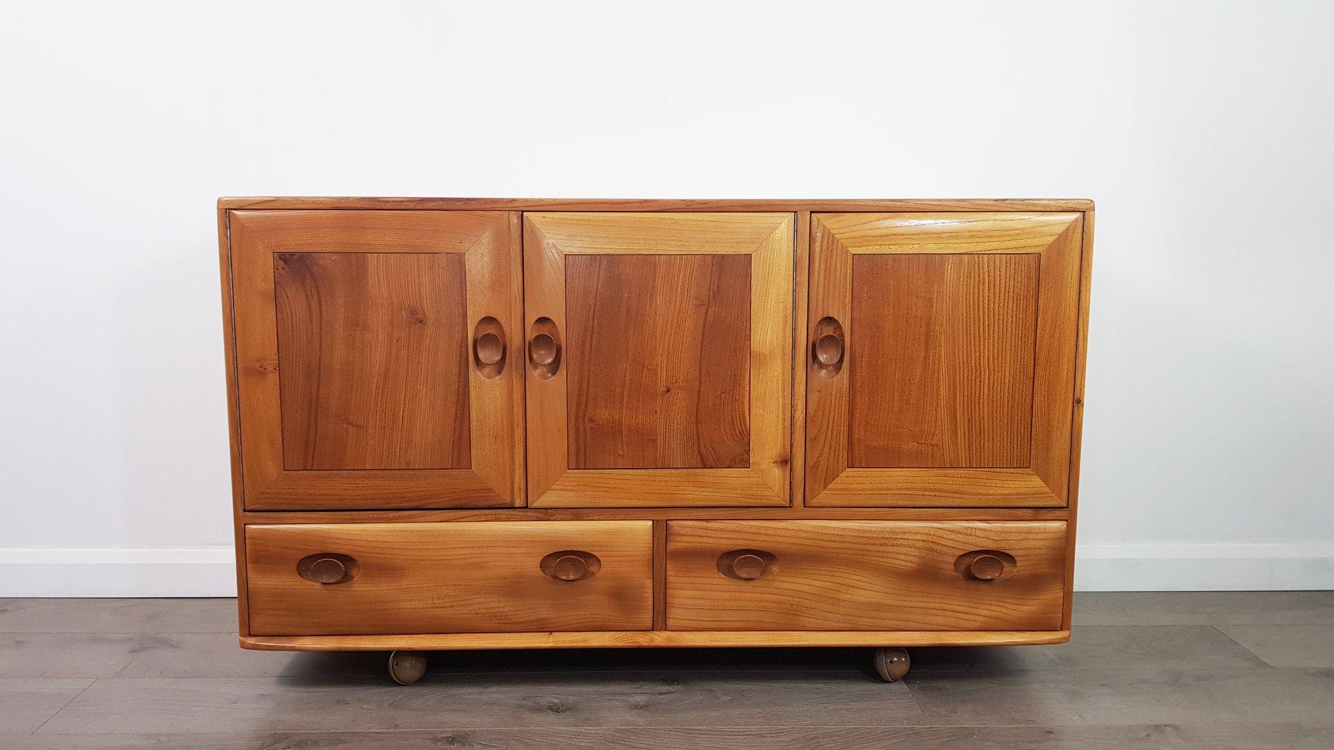 Vintage Nr.2 Sideboard von Lucian Ercolani für Ercol, 1960er