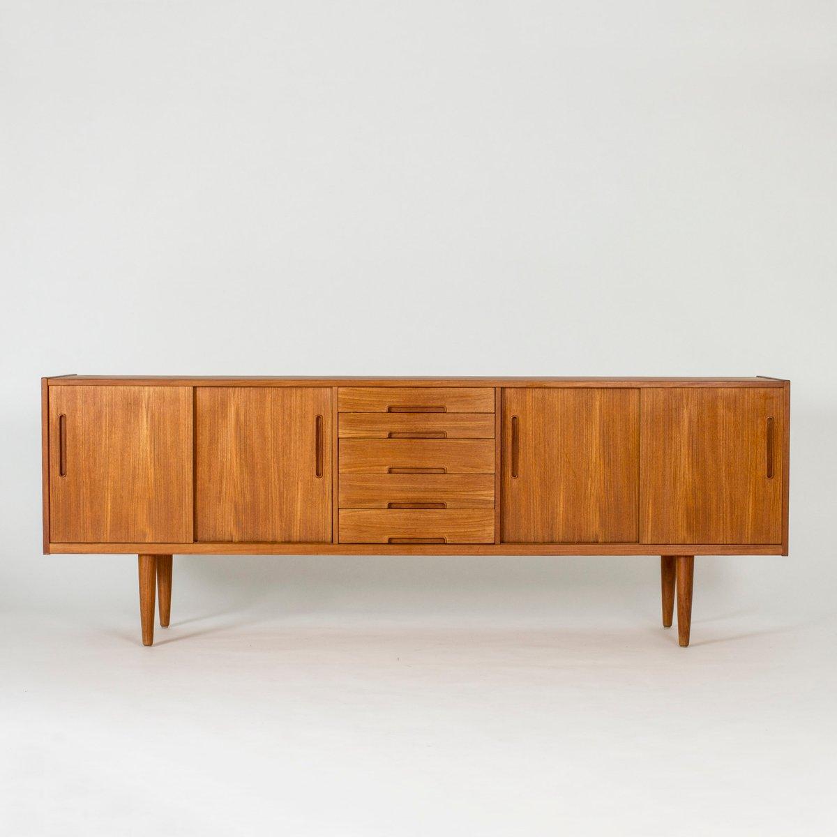 Gigant Sideboard von Nils Jonsson für Hugo Troeds, 1950er