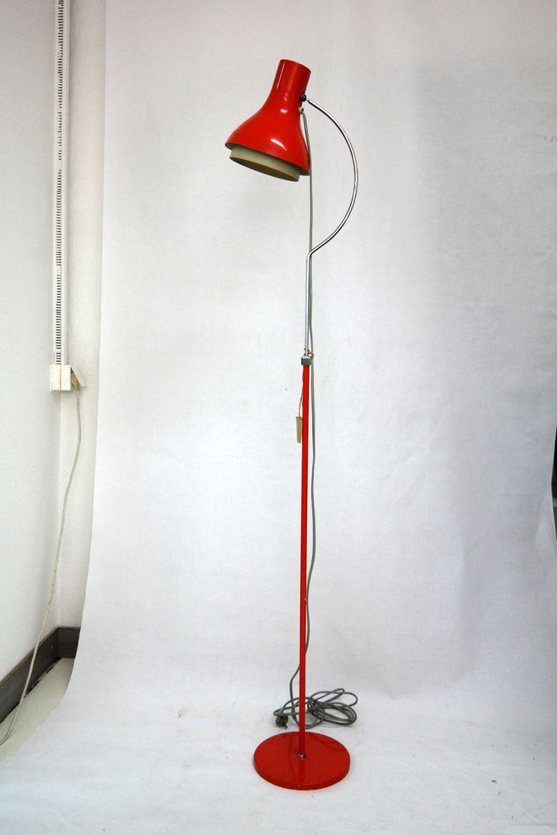 Stehlampe von Josef Hurka, 1970er