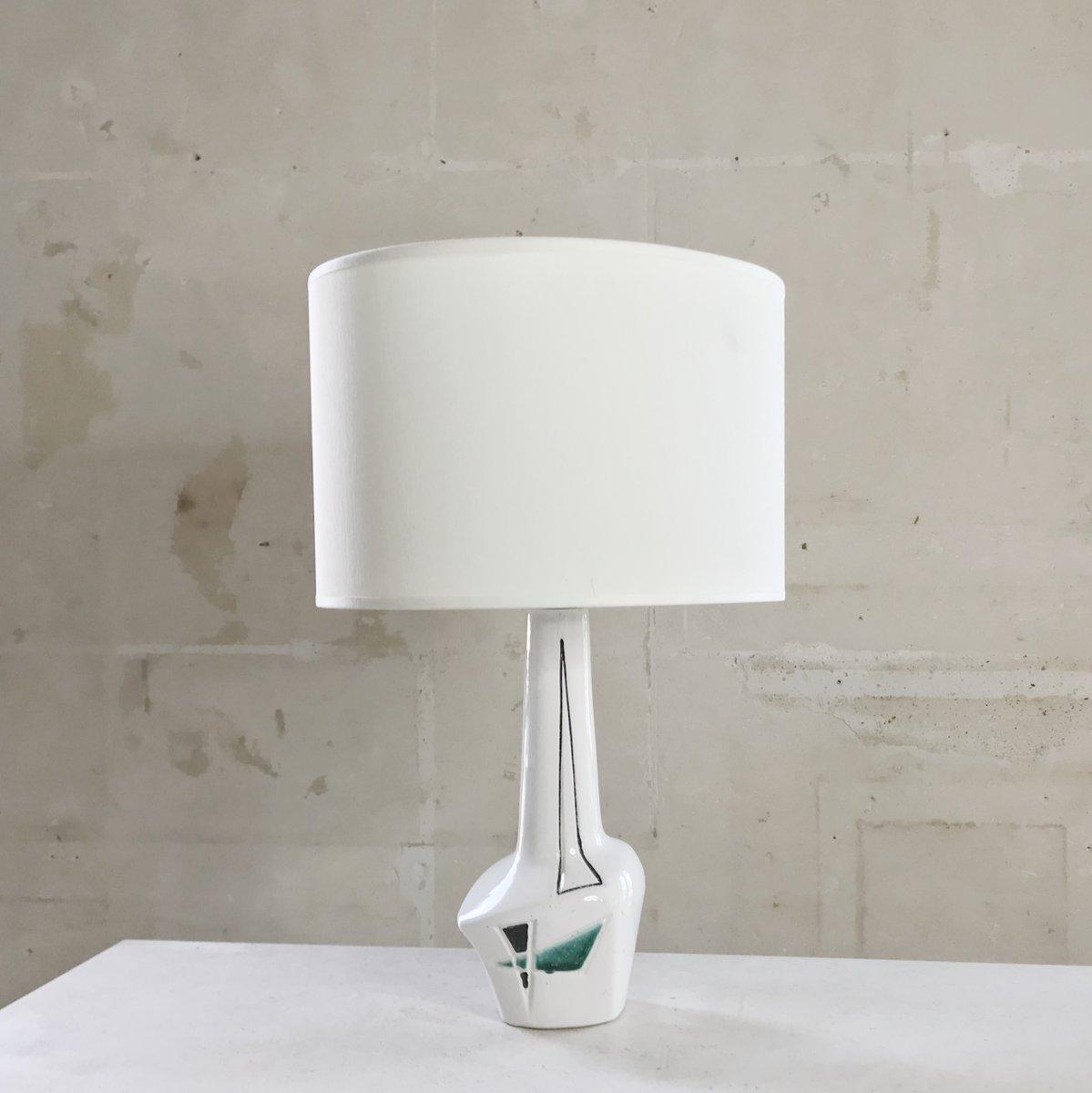 Französischer Freiform Tischlampe, 1960er