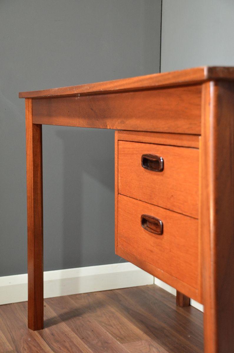 mid century schreibtisch von domino mobler 1960er bei pamono kaufen. Black Bedroom Furniture Sets. Home Design Ideas