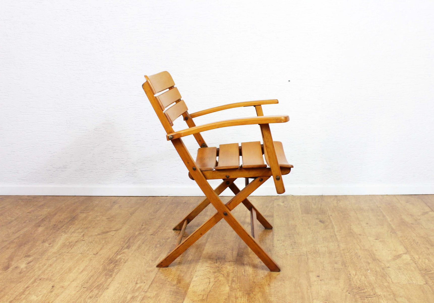 Chair Beech Foldable Vintage Herlag From CtsdhrQ