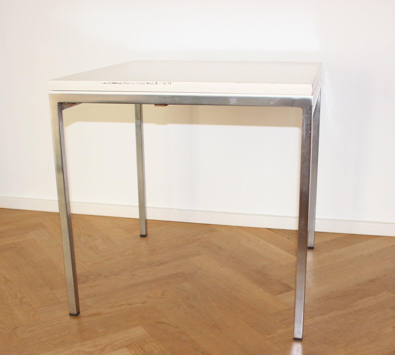 vintage flip top table from wilhelm renz for sale at pamono. Black Bedroom Furniture Sets. Home Design Ideas