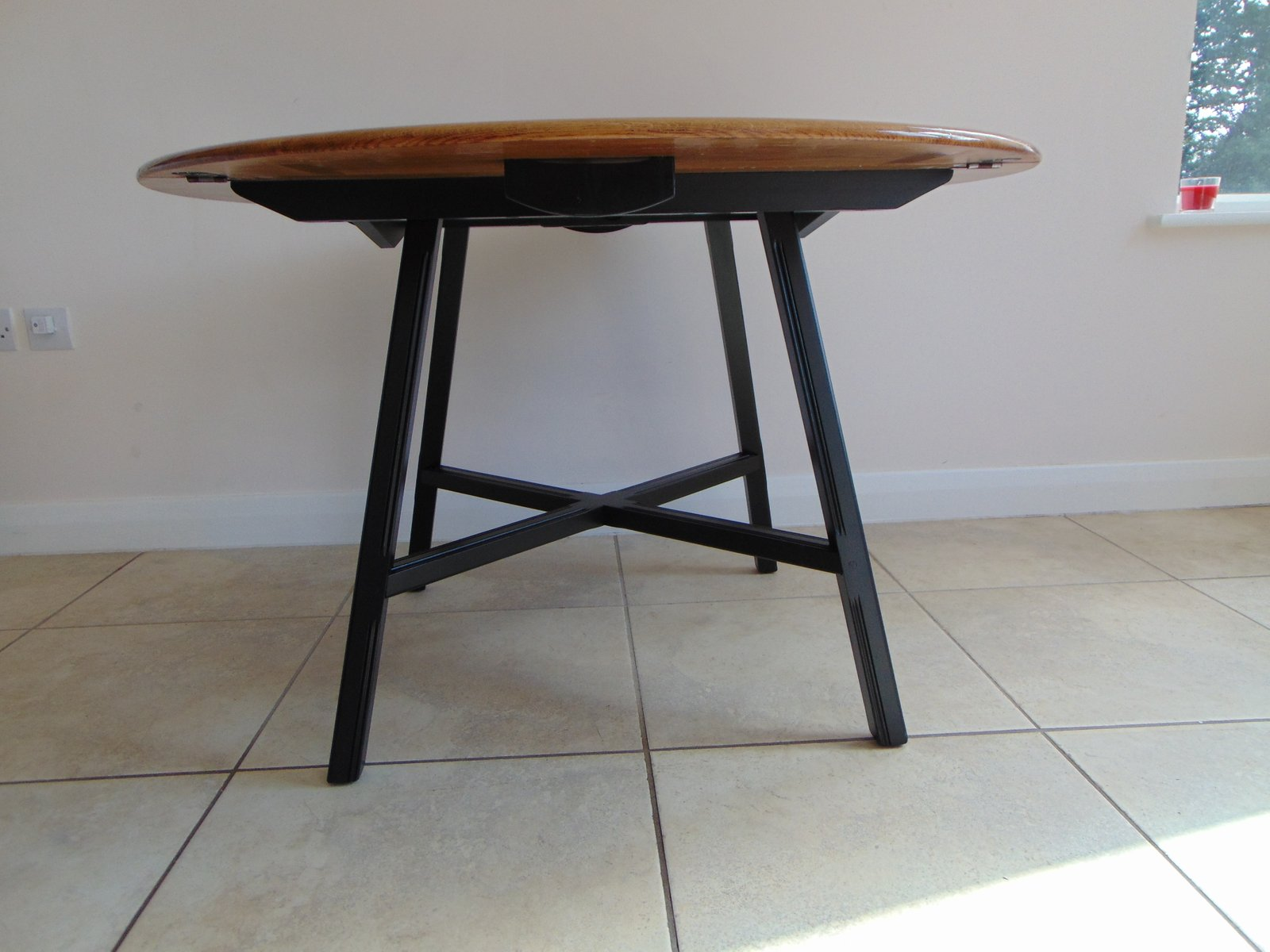 Vintage Drop Leaf Table From Ercol