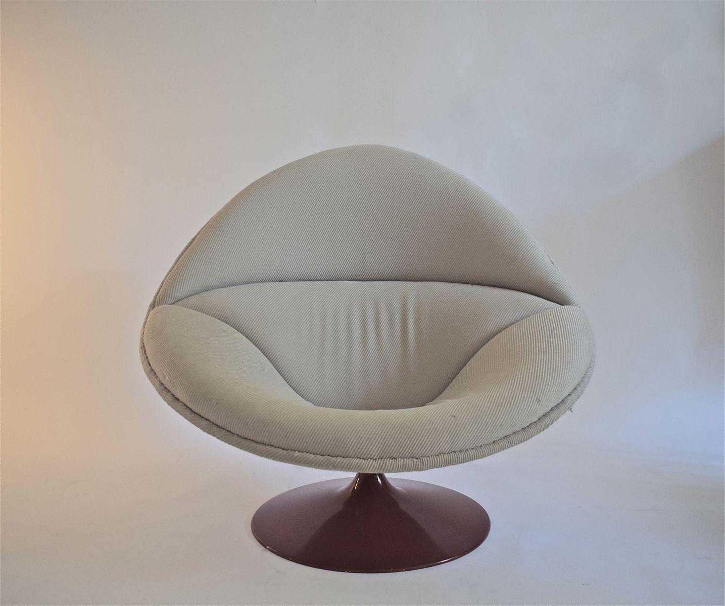 F553 Armlehnstuhl von Pierre Paulin für Artifort, 1960er