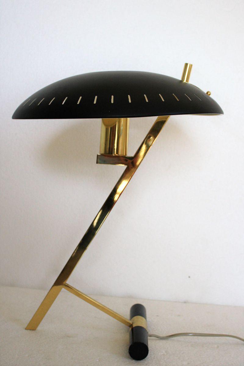 Modell Z Tischlampe von Louis Kalff für Philips, 1955