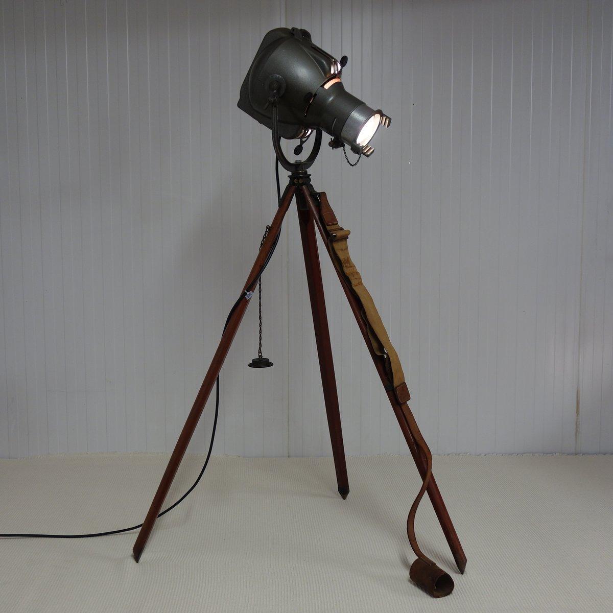 Vintage 23 Dreibein Lampee von Strand & Maple & Co.