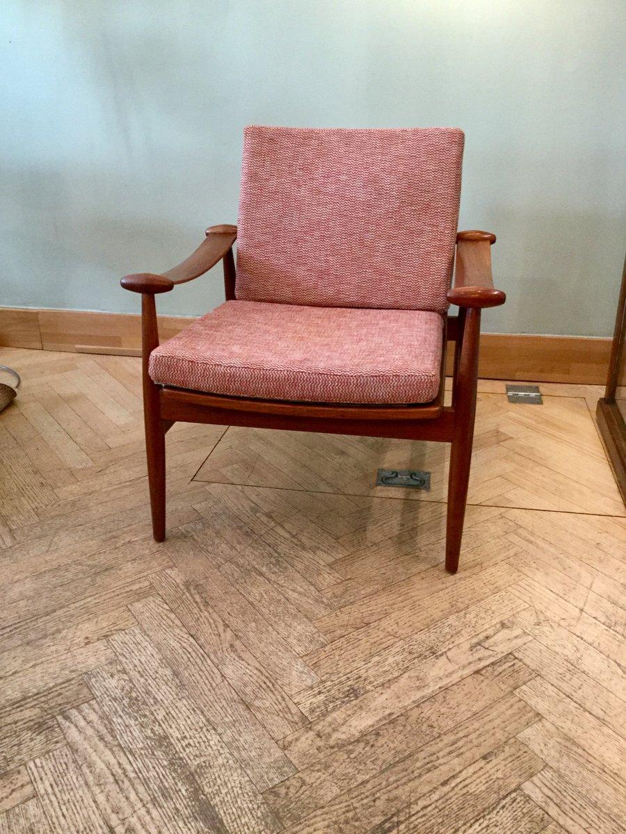 Vintage FD 133 Sessel von Finn Juhl