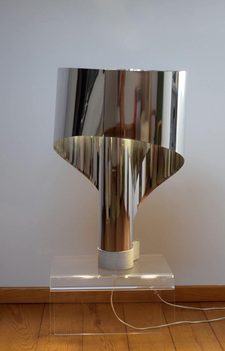 Spinnaker Tischlampe von Constantino Corsini & Giorgio Wiskemann für S...