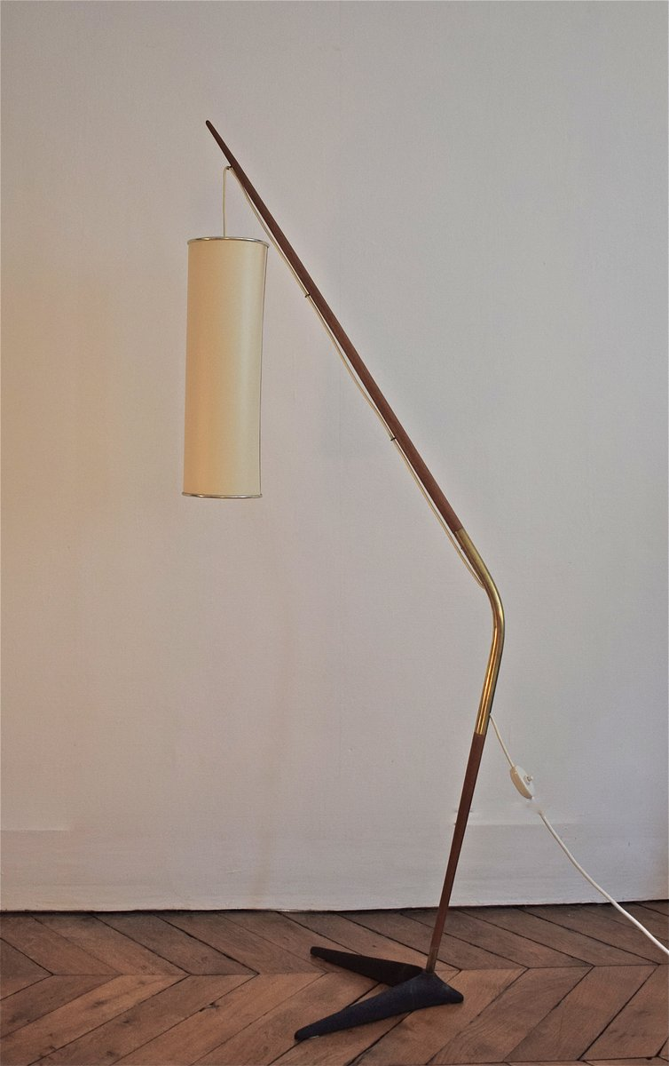 Stehlampe von Svend Aage Holm Sørensen, 1960er
