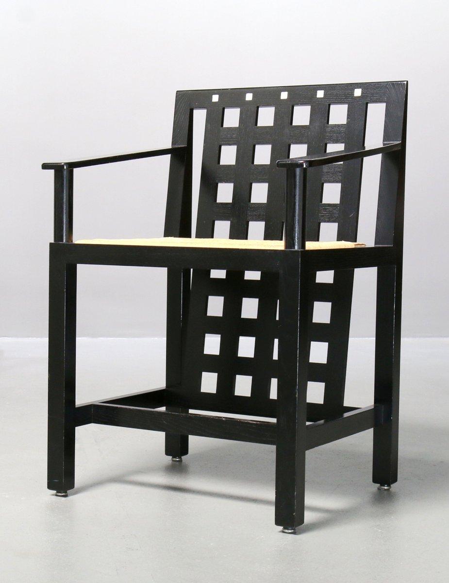 Vintage Modell 324 D.S.3 Sessel von Charles Rennie Mackintosh für Cass...