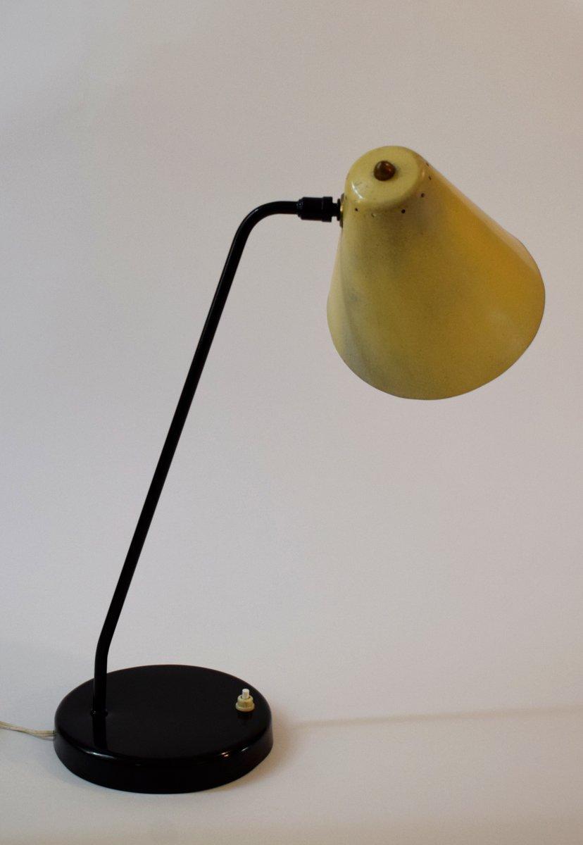 Modell 303 Lampe von Jacques Biny für Luminalite, 1950er