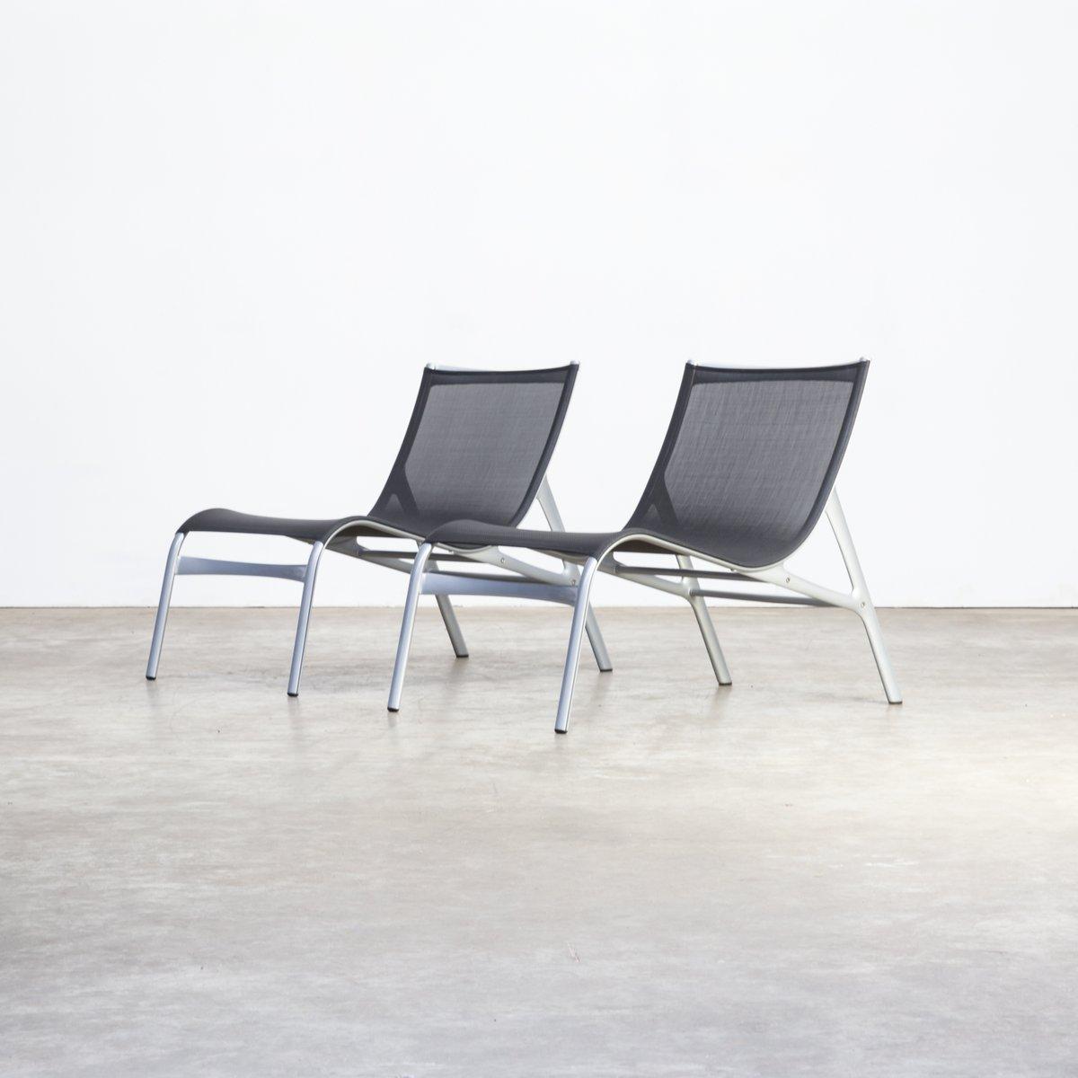 Italienische Sessel von Alberto Meda für Alias, 1990er, 2er Set