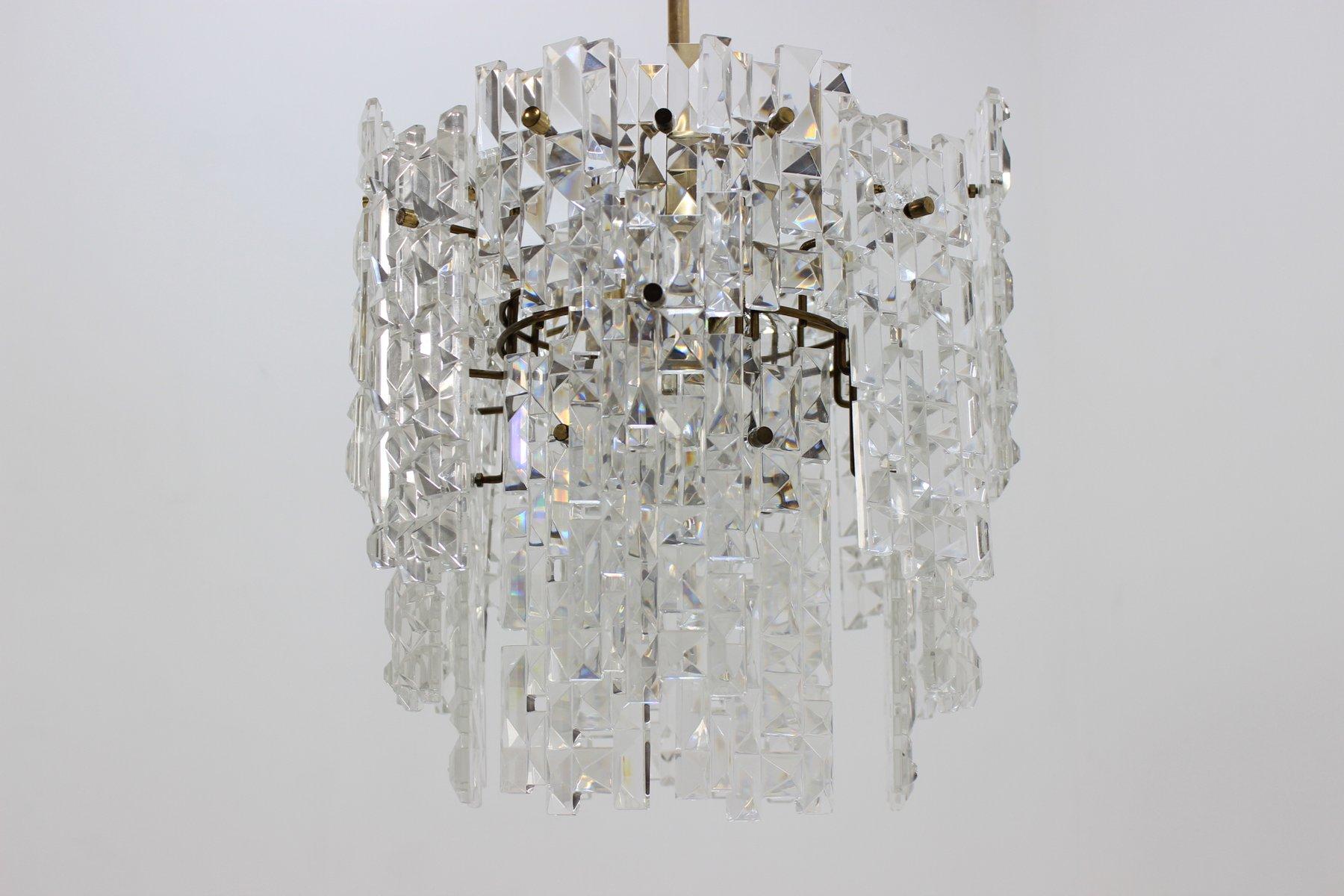 Lampade In Vetro Anni 70 : Lampada a sospensione in vetro anni 70 in vendita su pamono