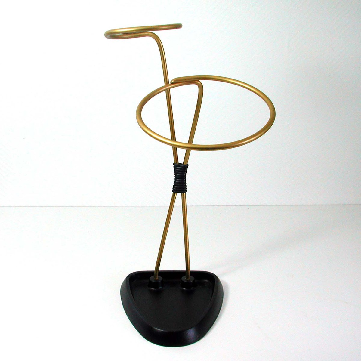 Vintage Austrian Loop Umbrella Stand, 1950s For Sale At Pamono