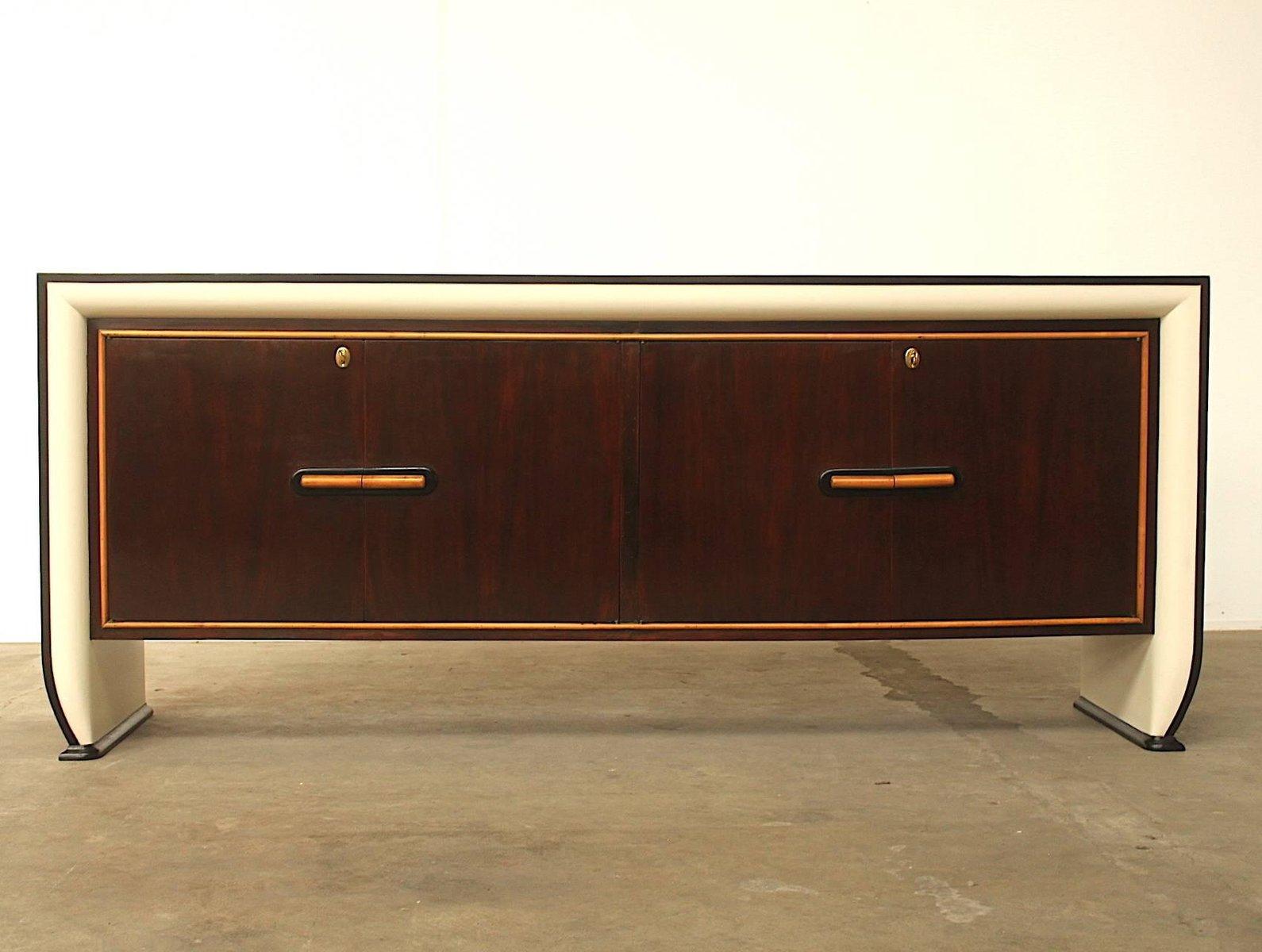 vintage sideboard von osvaldo borsani 1950er cafe. Black Bedroom Furniture Sets. Home Design Ideas