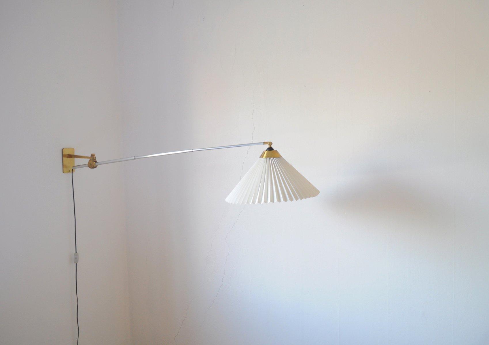 Mid-Century Modell 353 Wandlampe von Peter Hvidt & oder la Mølgaard-Ni...