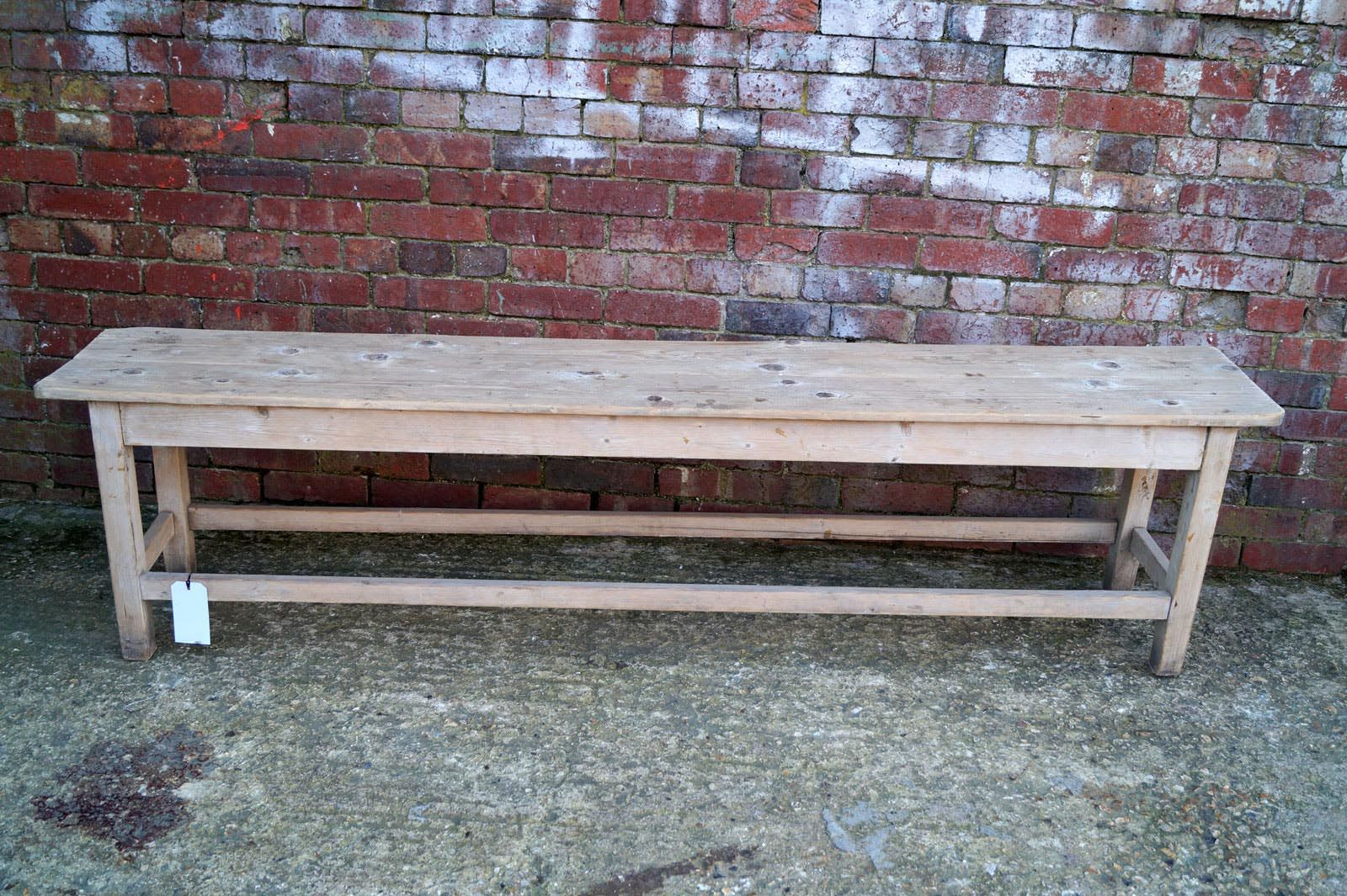 Antique Wooden Bench Antique Wooden Bench78