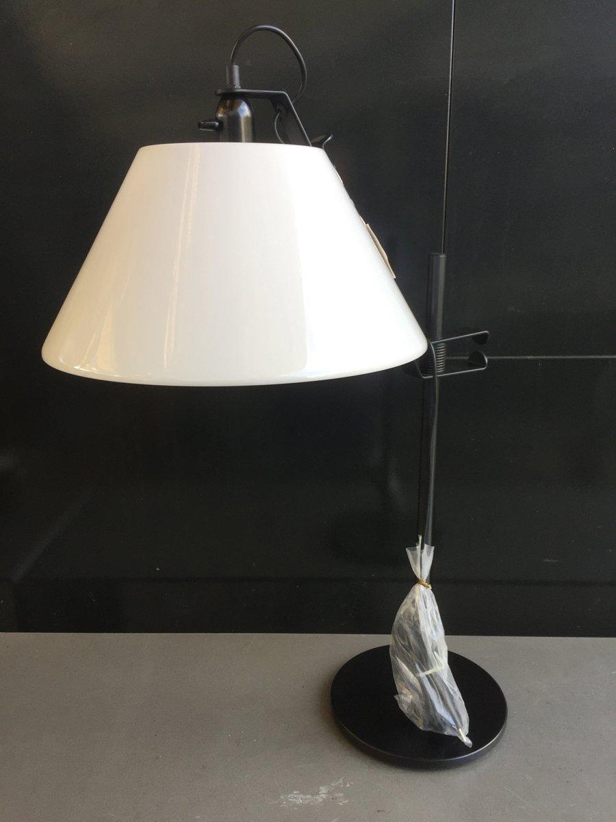 Estel Tischlampe von Joan Antoni Blanc für Metalarte, 1980