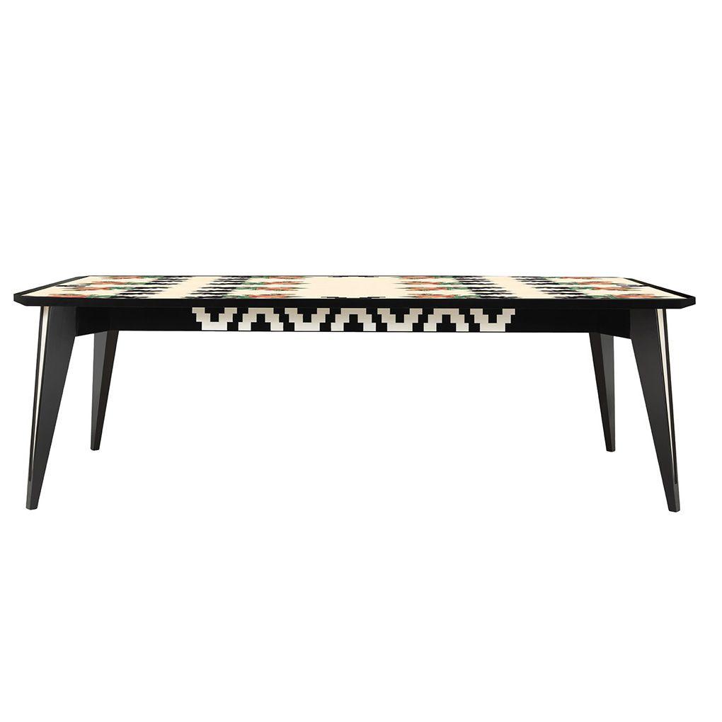 Quadratischer 8-Sitzer Xo Tisch von ESTEMPORANEO