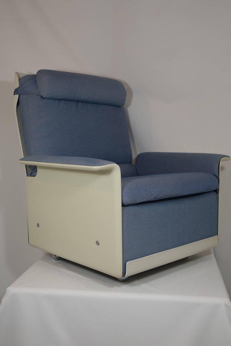 Vintage RZ62 Sessel von Dieter Rams für Vitsoe bei Pamono kaufen
