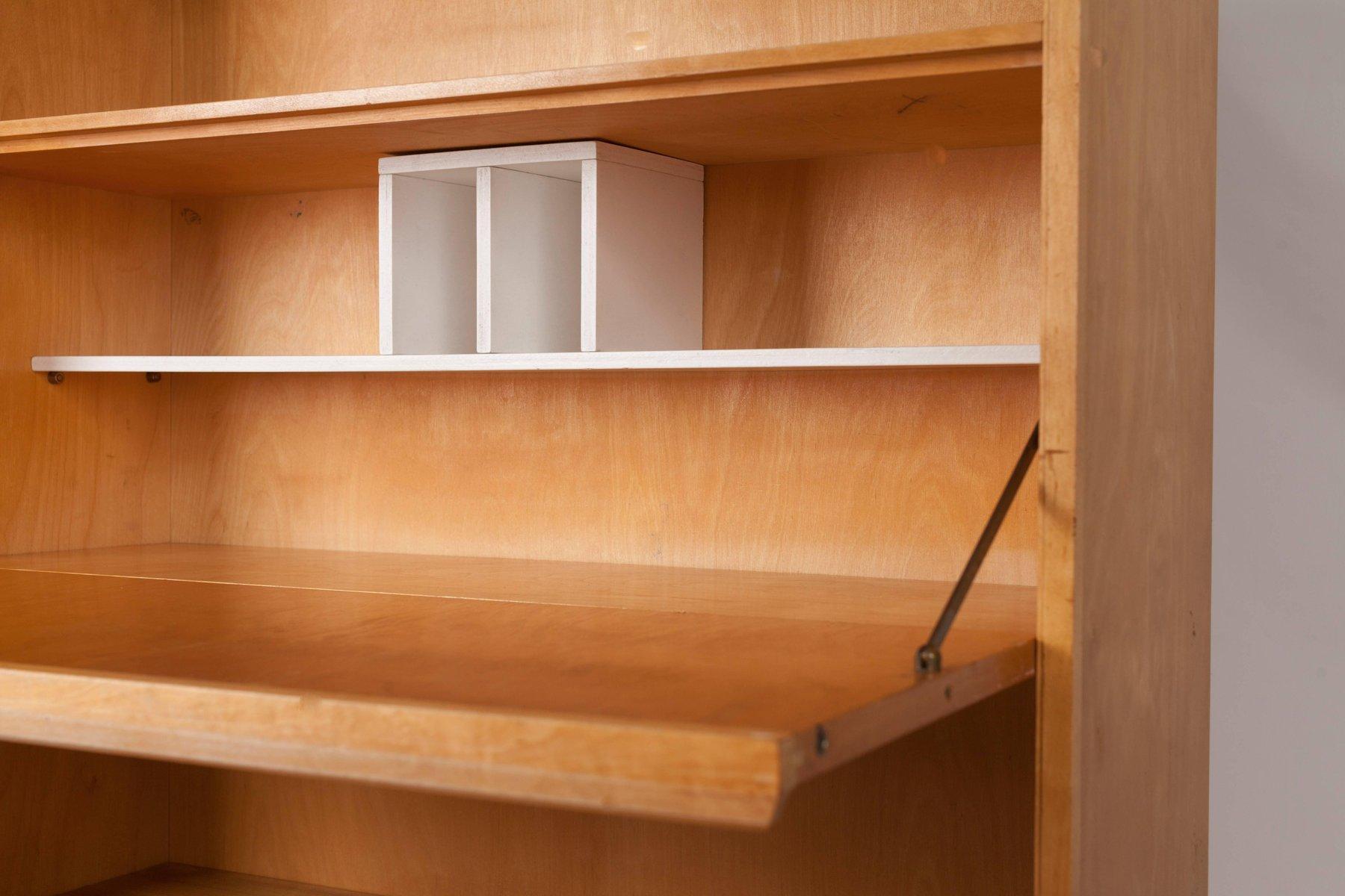 Großartig Bücherregal Mit Schreibtisch Foto Von Bücherregal Oder Von Cees Braakman Für Pastoe,