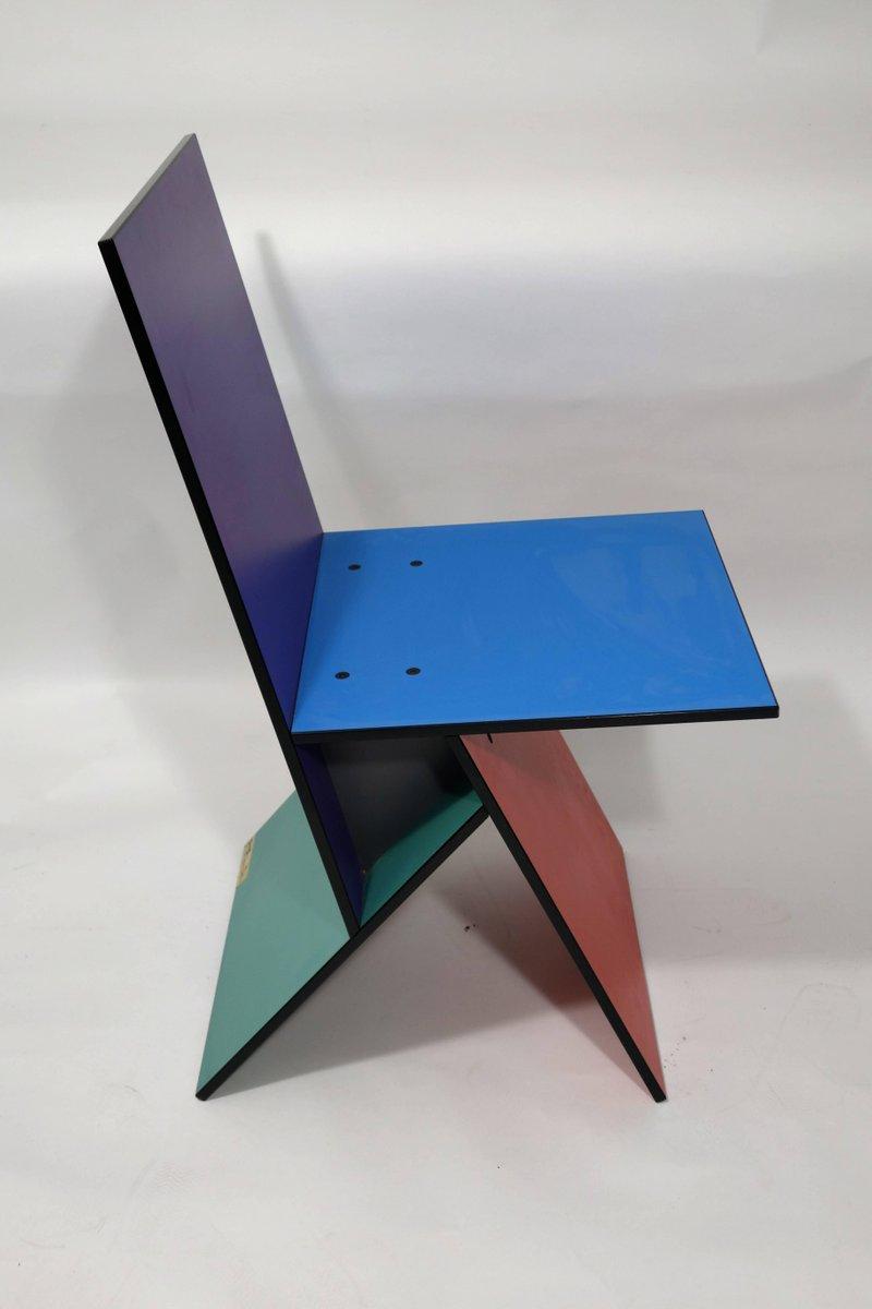vilbert st hle von verner panton f r ikea 1993 4er set. Black Bedroom Furniture Sets. Home Design Ideas