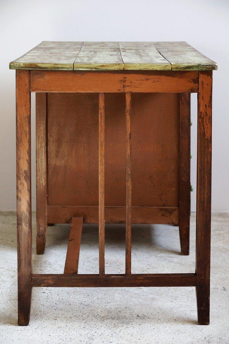 bauhaus kinder schreibtisch aus holz 1930er bei pamono kaufen. Black Bedroom Furniture Sets. Home Design Ideas