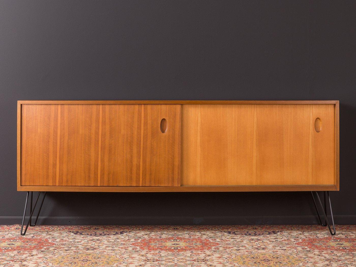 Deutsches Sideboard von Georg Satink für WK Möbel, 1950er