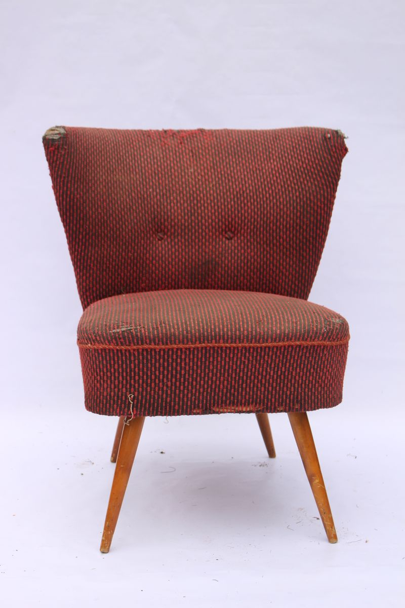 Personalisierbarer Mid Century Sessel bei Pamono kaufen