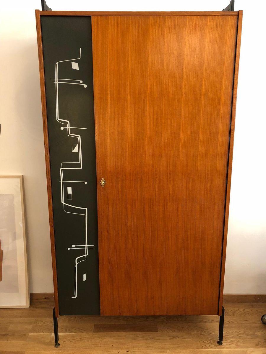 Mid-Century Kleiderschrank von Gio Ponti