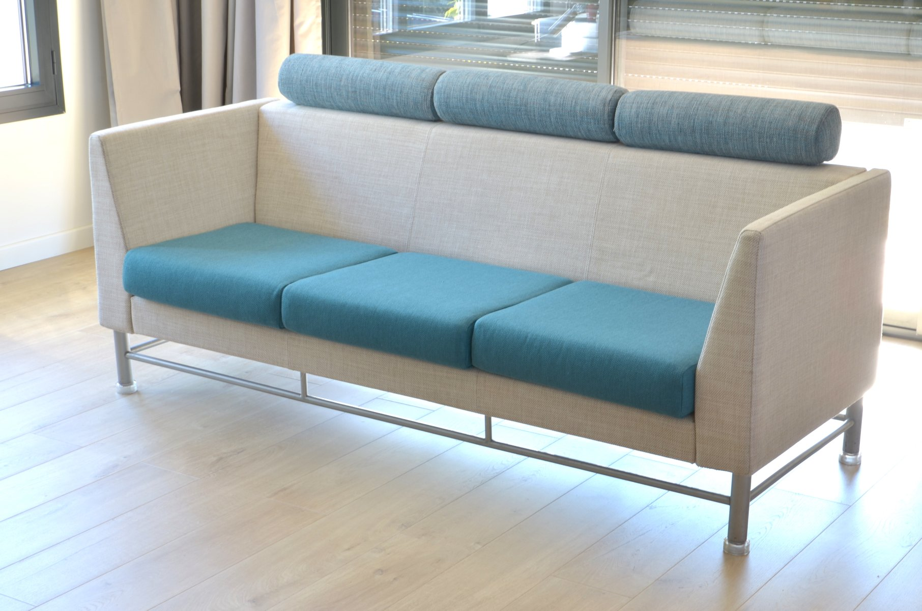 Vintage Eastside Sofa By Ettore Sotts For Knoll
