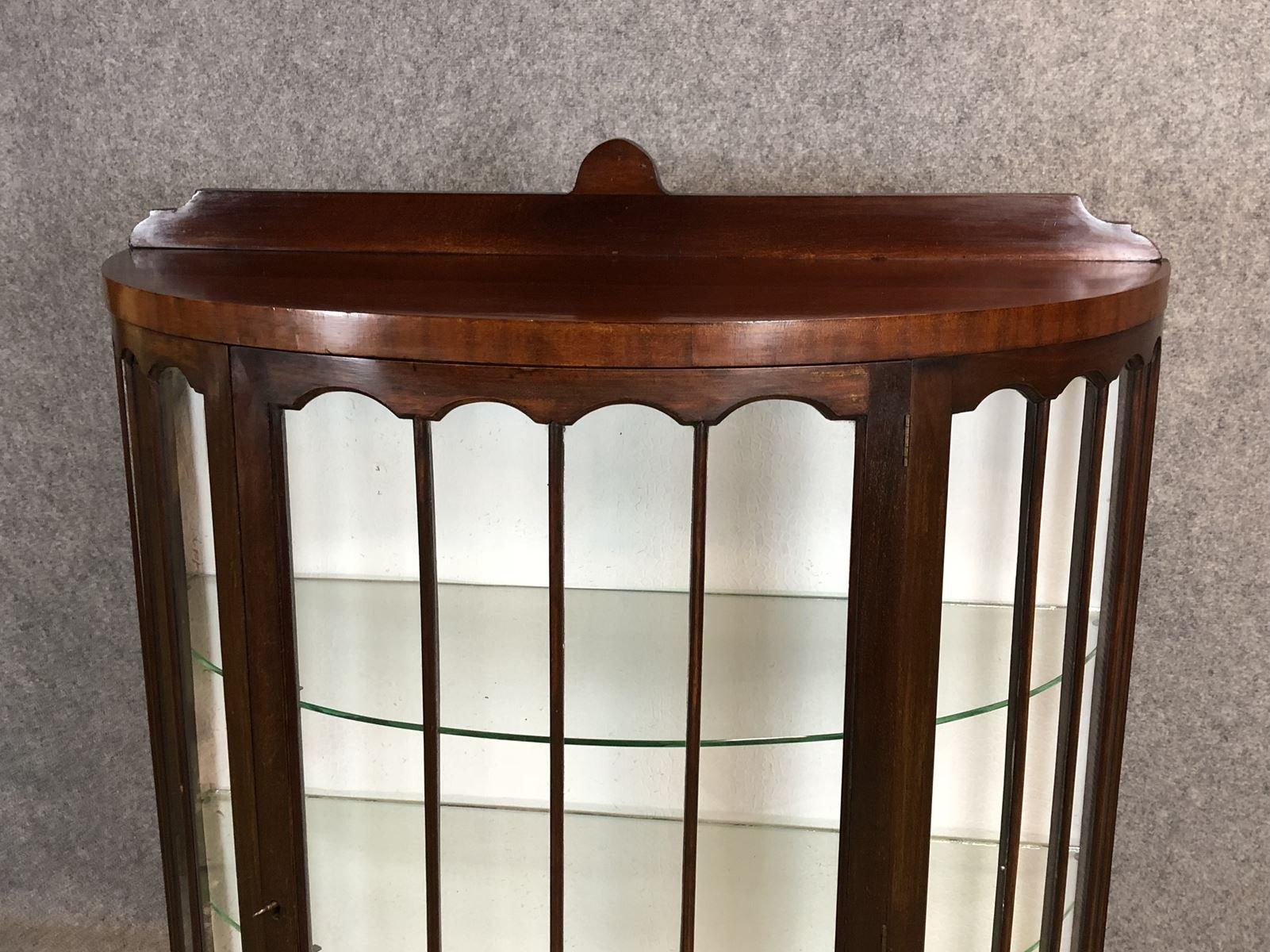 Meuble Style Chippendale En Acajou 1930s En Vente Sur Pamono