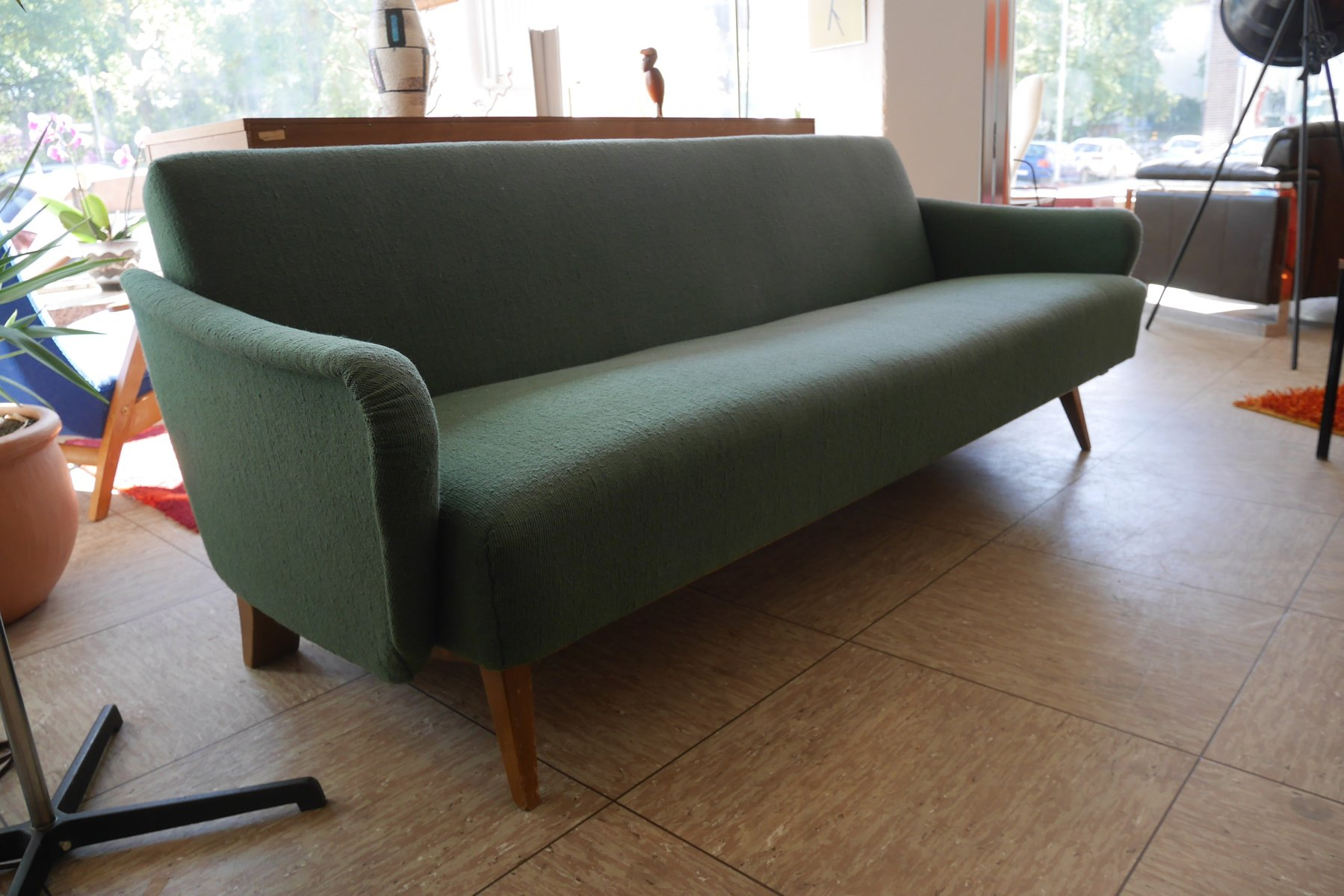 Vintage Sofa or Daybed, 1950s in vendita su Pamono