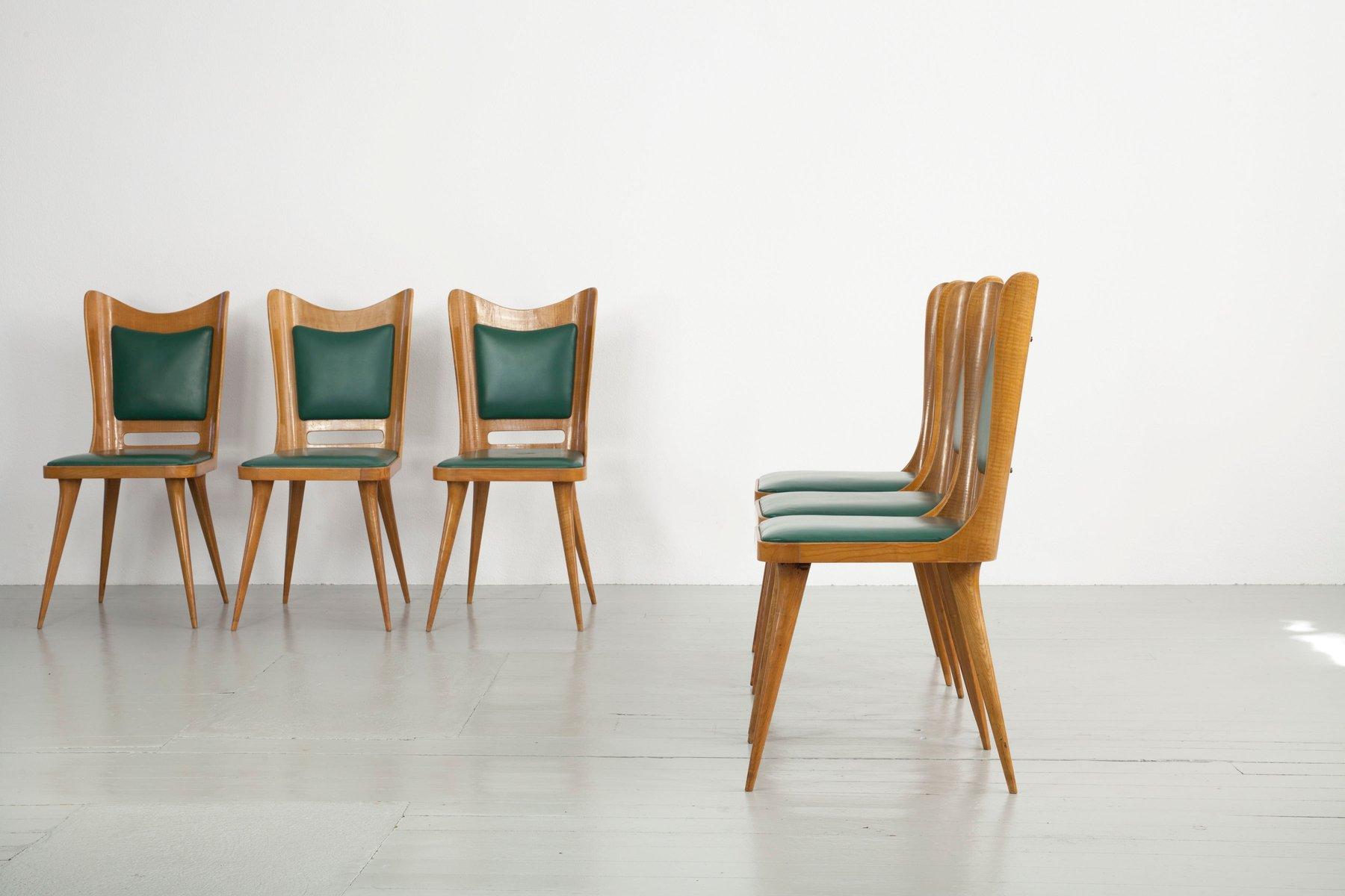 Esszimmerstühle 6 Set : vintage esszimmerst hle 6er set bei pamono kaufen ~ Orissabook.com Haus und Dekorationen