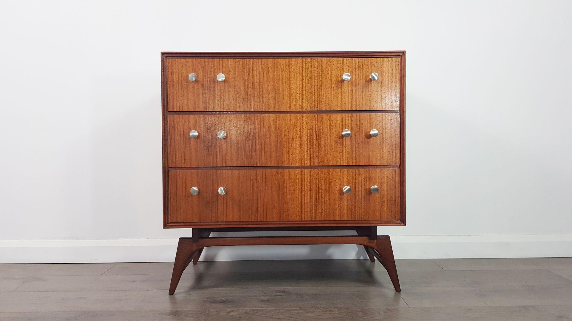 Mid-Century Kommode von Meredew Furniture, 1960er