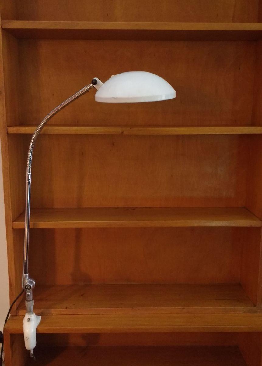Industrielle Schreibtischlampe von Ferdinand Solère für Solère Paris, ...