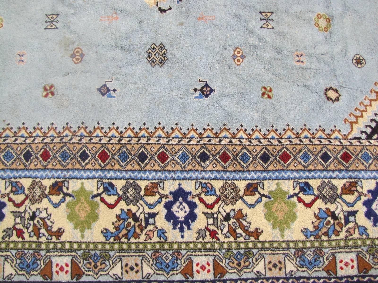 Tappeti Kilim Marocco : Tappeti marocco. marocchina lungo morbida lana tappeto fatto a mano