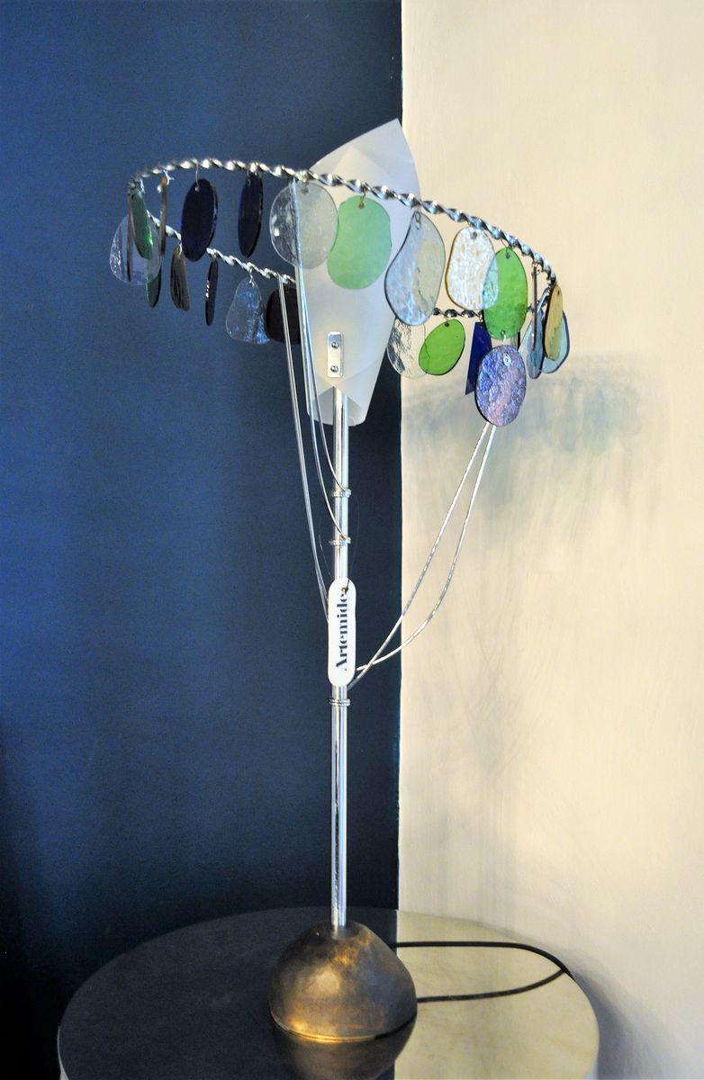 Tischlampe von Toni Cordero für Artemide, 1980er