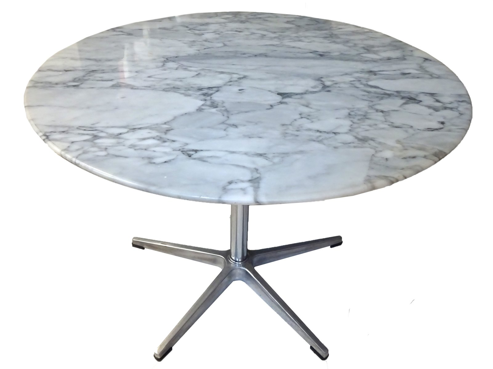 Italian Marble Table, 1960s