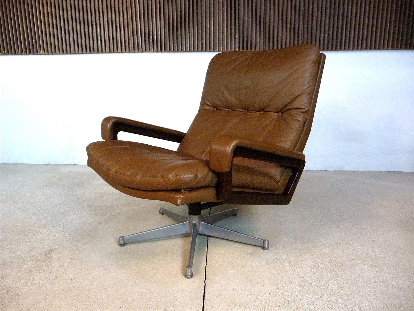 Schweizer King Chair von André Vandenbeuck für Strässle, 1960er
