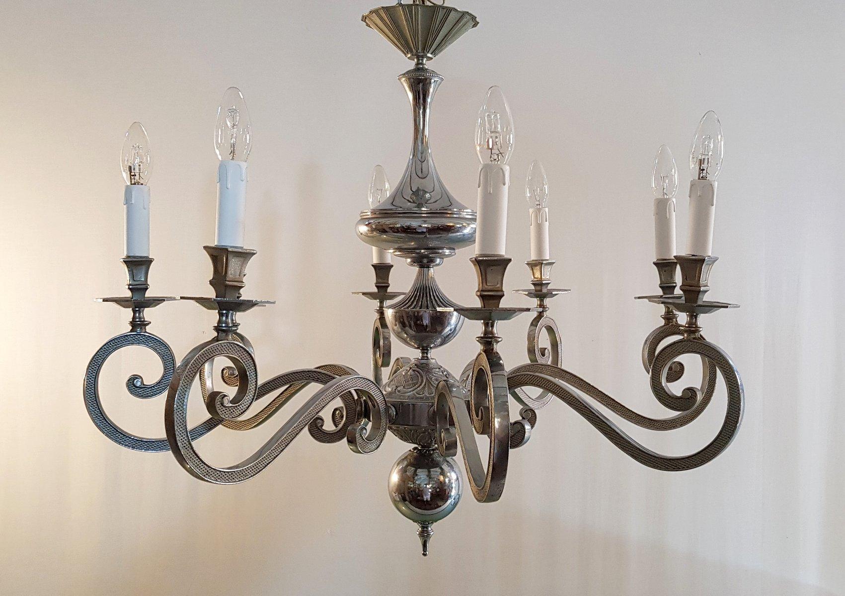 Lampadario barocco moderno lampadario nero lampada pendente
